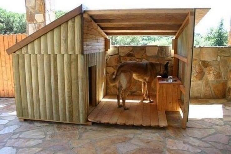 Acheter une niche pour chien en bois   prix, avis et comparatif f3b3536af36c