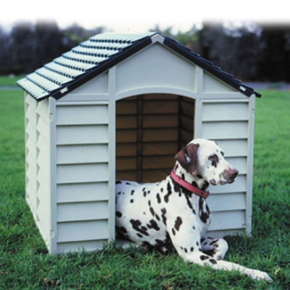 fabriquer une niche pour chien facile maison design. Black Bedroom Furniture Sets. Home Design Ideas