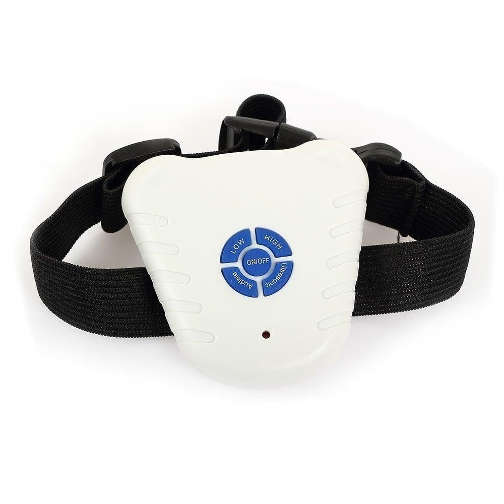 Collier anti aboiement ultrason guide d 39 achat et comparatif for Boitier ultrason anti aboiement exterieur