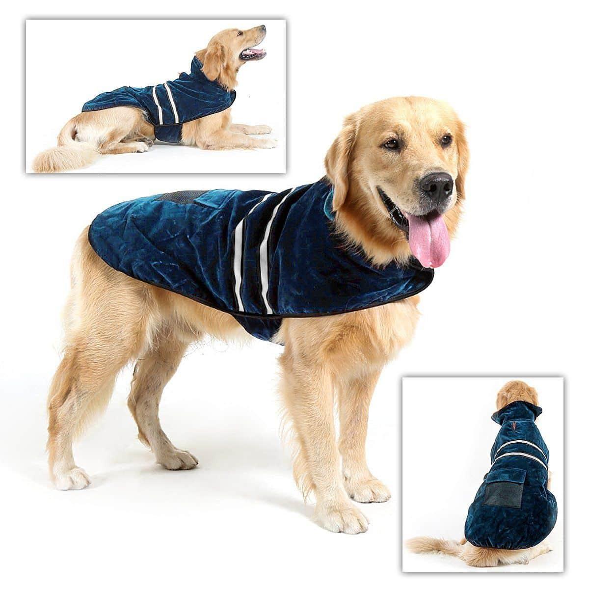 Acheter un manteau pour chien prix avis et comparatif - Enlever l electricite statique d un vetement ...