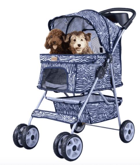sillas de paseo para perros